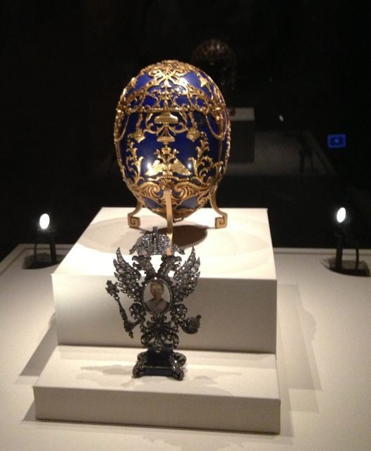 Russian Faberge Imperial Egg