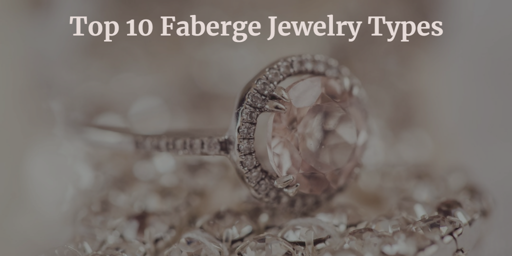 Faberge jewelry variations