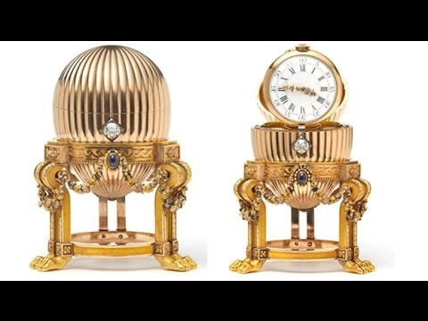 How to recognize an original Faberge egg